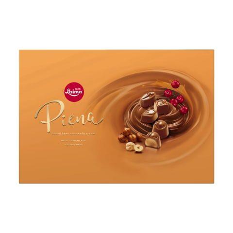 Молочный шоколад конфеты Laima asorti 215g #417