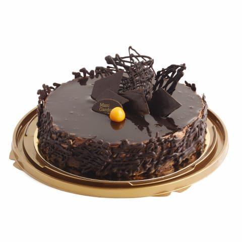 Шоколадный торт 1 кг #406