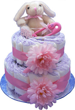 Торт из памперсов #709
