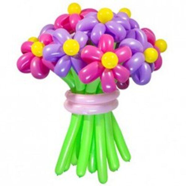 Cheerful bouquet #612